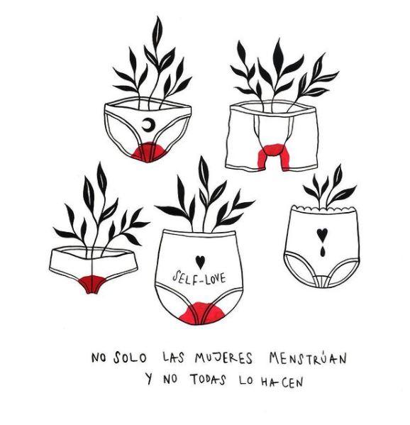 Cuerpos Menstruantes (y lAs TERF)